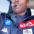 Chad Johnson tifoso azzurro, il giocatore di football americano si riprende con la felpa del Napoli [VIDEO]