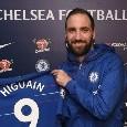 Clamoroso Higuain, tornerà alla Juve: il Chelsea non può tenerlo per il blocco di mercato