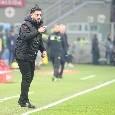 Fiorentina-Milan, le formazioni ufficiali: Gattuso sceglie Borini in attacco, Montella tiene in panchina Simeone