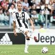 Juventus a Roma con la squadra decimata: si ferma anche Bonucci