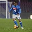 Opta - Amin Younes in gol con il suo primo tiro in assoluto in Serie A