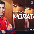 """Atletico Madrid, Morata: """"Un gol alla Juventus stasera? Certo che esulterei, vincere la Champions qui avrebbe un sapore diverso"""""""