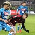 IL GIORNO DOPO Milan-Napoli...la squadra senza idee, la confusione totale e l'ambiente depresso