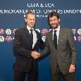 """UFFICIALE - UEFA-ECA, firmato un Protocollo d'Intesa fino al 2024. Agnelli: """"Messe le basi per affrontare le sfide del futuro"""" [VIDEO]"""