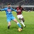 """Milan, Bakayoko: """"Cori razzisti a me e a Kessie, ho un messaggio per i tifosi della Lazio"""""""