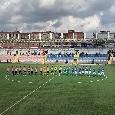Primavera, Napoli-Palermo 3-2 (17' Sgarbi, 24' e 31' Gaetano, 64' Birligea, 94' Correnti): termina la partita, tre punti importanti in chiave salvezza
