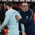 RAI - Higuain-Chelsea, pronto il ricorso per confermare il prestito di 18 mesi. Improbabile l'approdo del Pipita a Roma se Sarri sostituisse Di Francesco