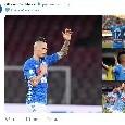 """La SSC Napoli saluta Hamsik: """"Grazie cap17ano!"""" [FOTO]"""
