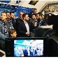 Napoli Club Zurigo Partenopea: la storia, gli 800 biglietti per Zurigo-Napoli e l'inno ufficiale! [VIDEO]