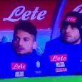 Milik si divora un gol già fatto, il labiale di uno sconcertato Mertens in panchina [VIDEO]