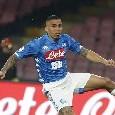 Napoli-Torino, arriva un giusto giallo per Allan per un'entrata in ritardo su Baselli