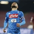 Il Napoli è la squadra che ha colpito più legni (18) tra i cinque maggiori campionati d'Europa