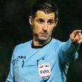 Europa League, Napoli-Zurigo sarà diretta dall'arbitro greco Sidiropoulos