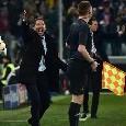 """Simeone umilia il recidivo Chiellini: """"Uno di 1,87 non crolla per un appoggio di mano. Caduta geniale, da 10!"""""""