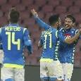 Napoli-Zurigo, le pagelle: Ounas splendido, Verdi pronto sul gol! Koulibaly imperioso, Chiriches debutta con Ancelotti