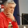 """Ancelotti: """"Mi piacerebbe un Napoli con la cazzimma dell'Atletico! San Paolo scomodo, non mi verrebbe tanta voglia di andarci. Con De Laurentiis un regalo nel contratto"""""""