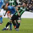 ESCLUSIVA - Tra Sensi ed il Napoli c'è la Juve: in estate scade la prelazione, ma spunta percentuale sulla futura vendita dal Sassuolo