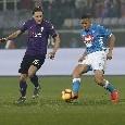 Fiorentina-Napoli, segui la diretta su CalcioNapoli24!