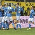 Parma-Napoli, le pagelle: Milik beffardo, Zielinski è dappertutto! Hysaj sorprende, Malcuit ringrazia il VAR
