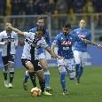 Il giorno dopo Parma–Napoli: la classifica delle belle prestazioni e l'attesa per Insigne e Mertens