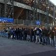 Napoli-Juventus, sarà tutto esaurito al San Paolo! Curva B e Distinti sold out, pochissimi posti per Nisida e Posillipo