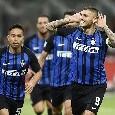 Rai - l'entourage di Icardi manda segnali al Napoli! Manolas o Milenkovic in difesa, serve tempo per James Rodriguez