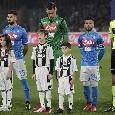 Il giorno dopo Napoli-Juve: Malcuit la combina grossa, il fondo toccato da Rocchi e i cross inutili nel secondo tempo
