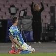 """Milik in vista di Arsenal-Napoli: """"Pronti a lottare"""" [FOTO]"""