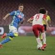 """Da Salisburgo, Snobe a CN24: """"Difficile ribaltare il risultato, il Napoli riuscirà a segnare almeno un gol"""""""