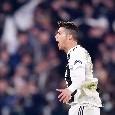 """Juventus-Atletico Madrid, polemiche in Spagna per il labiale schock di Ronaldo: """"Figli di p******"""""""