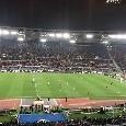Roma-Wolfsberger, <i>buu</i> razzisti a Niangbo dalla Curva Sud: fischi da tutto il resto dello stadio