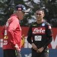 """As, il corrispondente: """"Ancelotti ha coniato un nuovo soprannome per Callejon. Fabian? Non ha la 'suina', ma..."""""""