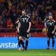 """Higuain dice addio all'Argentina, il pensiero di Domenech: """"Avrebbe dovuto scegliere la Francia..."""""""