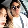 CN24 - La fidanzata di Zaniolo è a Napoli, week end in pieno centro storico a poche ore dal big match dell'Olimpico