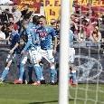 Roma-Napoli, le pagelle: Milik <i>a-là-Bergkamp</i>, Mertens come Cavani! Fabián tremendo, rivincita Verdi. Allan <i>copia</i> Brozovic