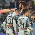 Empoli-Napoli, le pagelle: Ounas si eclissa, Koulibaly in difficoltà! Zielinski siluro, Younes non incide. Meret insicuro