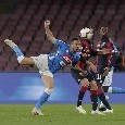 Napoli-Genoa dalla A alla Z: Chiriches in <i>fuga</i>, Sturaro <i>falegname</i>. E Radu alza la saracinesca...