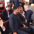 Incontro in Lega tra i club e gli arbitri: per il Napoli presenti Lombardo e Gaetano [VIDEO]