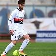 """ESCLUSIVA - Cosenza, Palmiero: """"La maglia azzurra è un sogno, parlerò a fine stagione col Napoli. Gol di Tutino? Lo proviamo spesso in allenamento"""""""