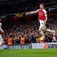"""L'Arsenal domina, Ramsey segna e """"vola"""" all'Emirates: le immagini del primo tempo [FOTOGALLERY CN24]"""