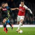 Il giorno dopo...Arsenal-Napoli: nessuna metamorfosi dopo le figuracce con Empoli e Genoa. Per la rimonta ci vuole una resurrezione
