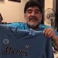 """Napoli-Juventus, Maradona carica gli azzurri: """"Metteteci il cuore ragazzi, Al di là del risultato"""""""