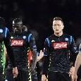 Napoli-Arsenal, le probabili formazioni: dubbio tridente d'attacco per Ancelotti, pochi cambi per Emery rispetto all'andata