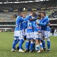 Chievo-Napoli, le pagelle: Koulibaly a sorpresa, Fabián non fa impazzire. Zielinski convince, Milik preciso
