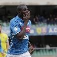 Chievo-Napoli dalla A alla Z: dai brufoli Grubac all'invidia di Zielinski, Cesar come una particella di sodio e il codife fiscale di Hatemaj