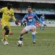 Il giorno dopo...Chievo Verona-Napoli: la presunta assenza di Fabiàn contro l'Arsenal, il patto Europa League e il buon Chiriches