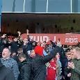 Juve-Ajax, fermati tifosi olandesi in possesso di oggetti atti ad offendere