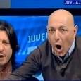 Oppini-Chirico show durante Juve-Ajax, dagli abbracci alle mani in volto: la reazione è tutta da vedere! [VIDEO]