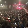 L'Ajax umilia la Juve, tifosi impazziti di gioia ad Amsterdam: esultanza da pelle d'oca! [VIDEO]