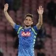 Il <i>fantasma</i> di Hamsik insegue Mertens: il belga al bivio, sarà addio al Napoli?